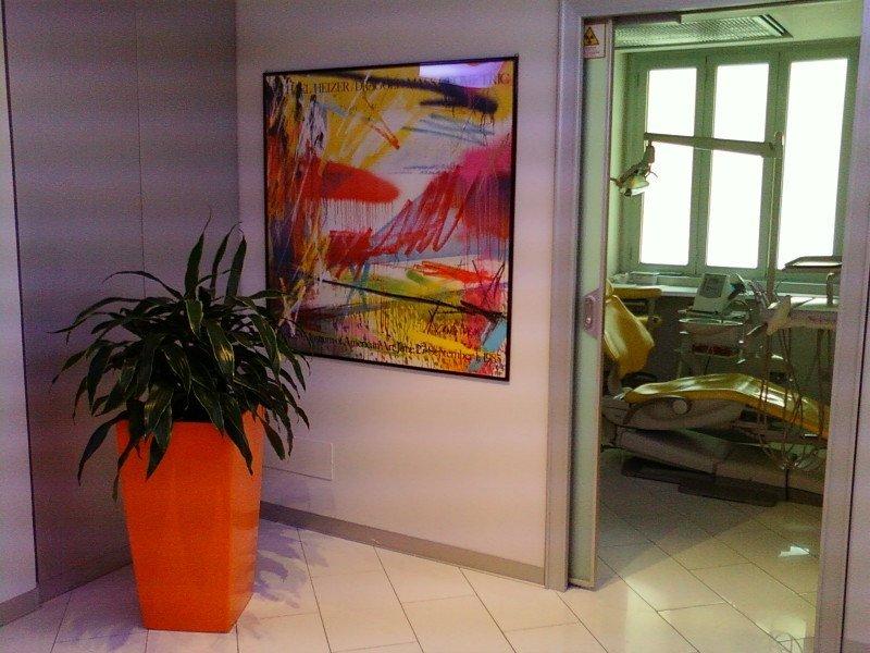 Interno di nostro studio, green life a Moncalieri, Torino