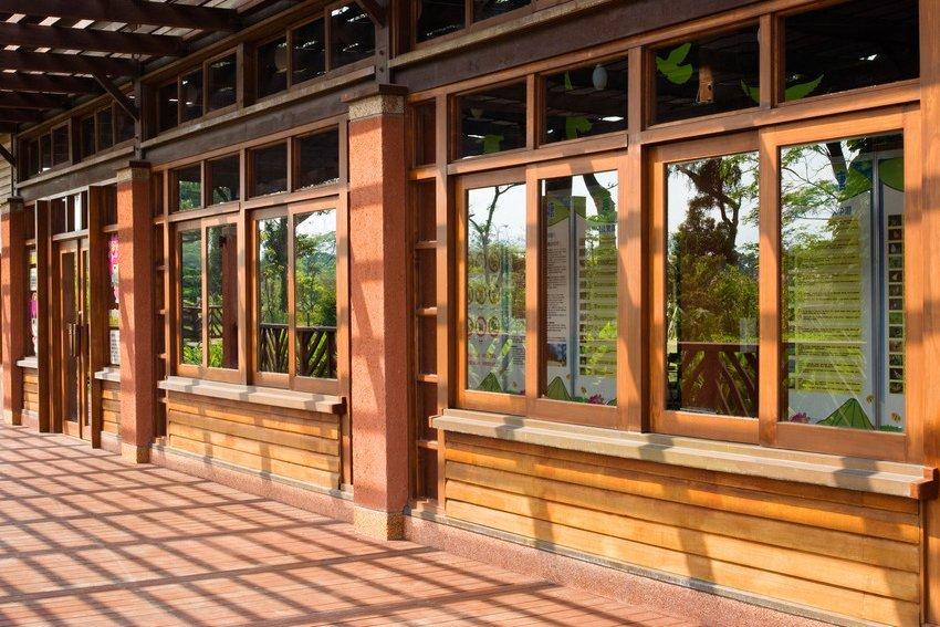 Window carpentry