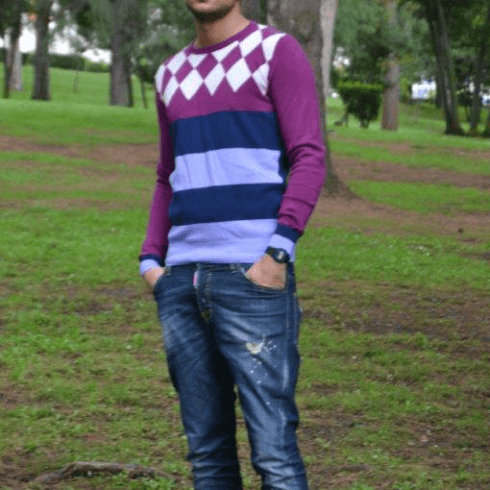 Maglione e jeans