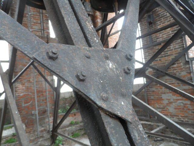 struttura per campana