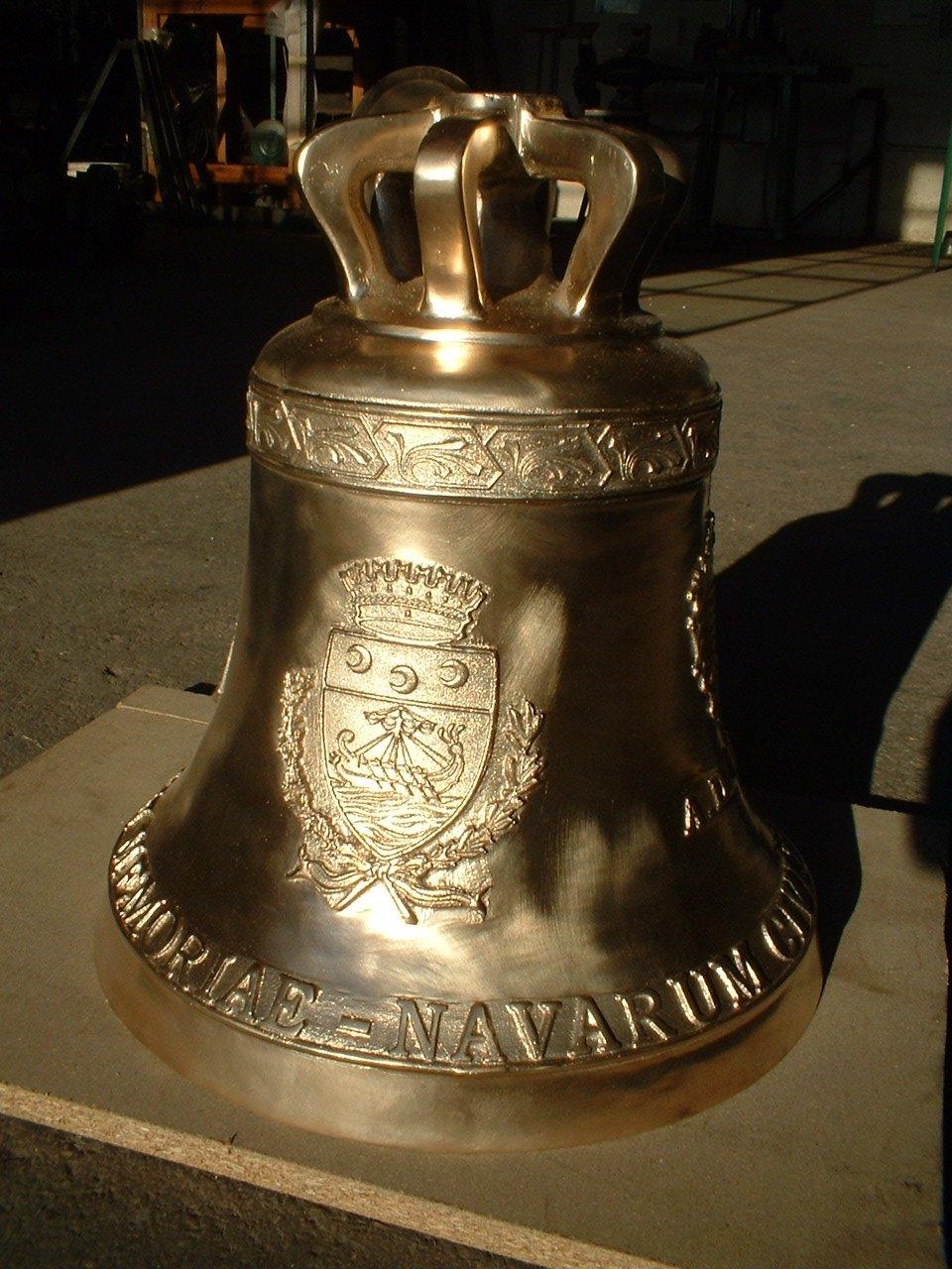 campana in oro