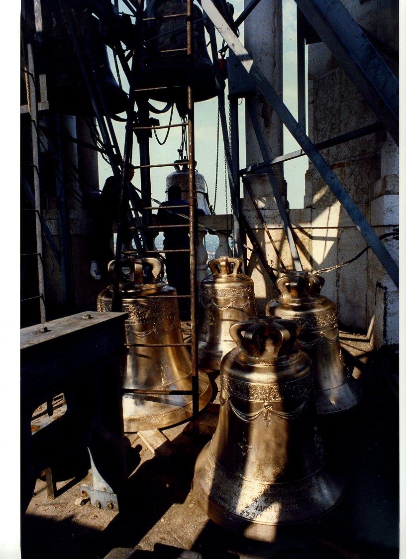 quattro campane antiche