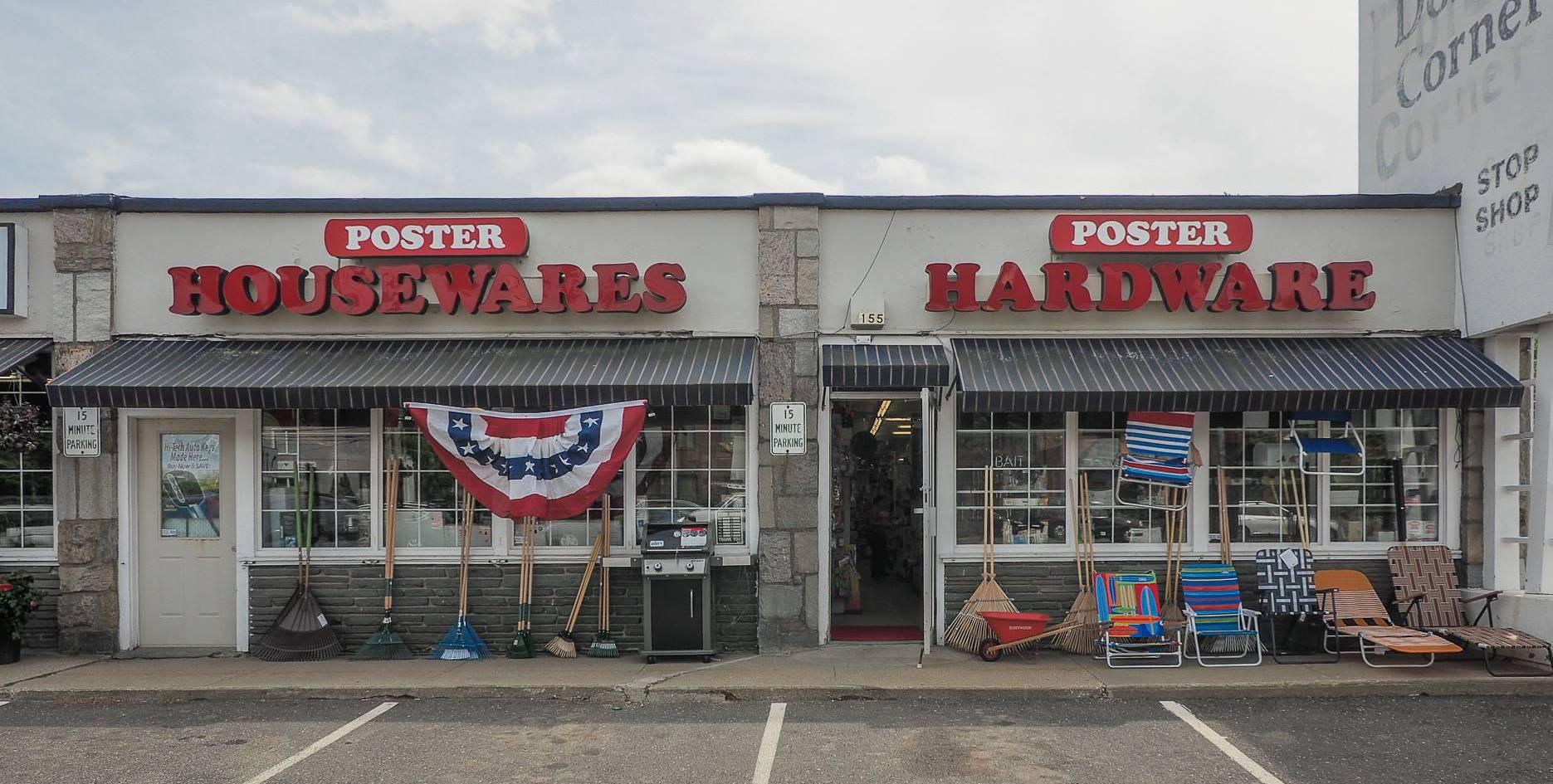 hardware store Fairfield, CT