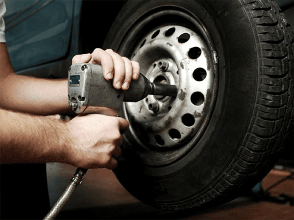 riparazione sostituzione gomme