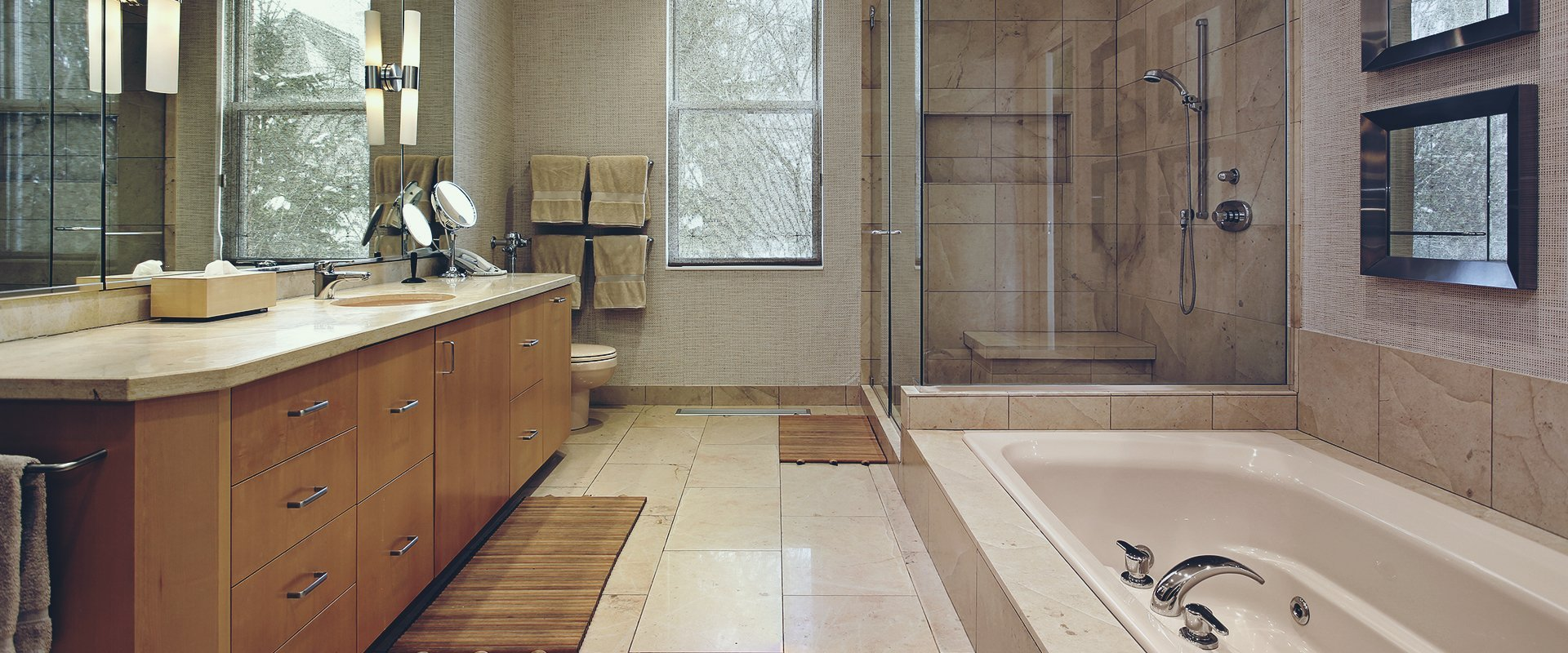 Choose us for top quality bathrooms in Newtownards