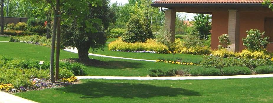 Favorito Realizzazione giardini | Passirano, BS | Zanetti Vivai OH89