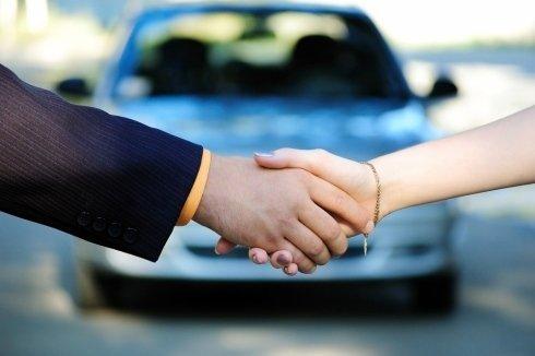 Vendita autoveicoli