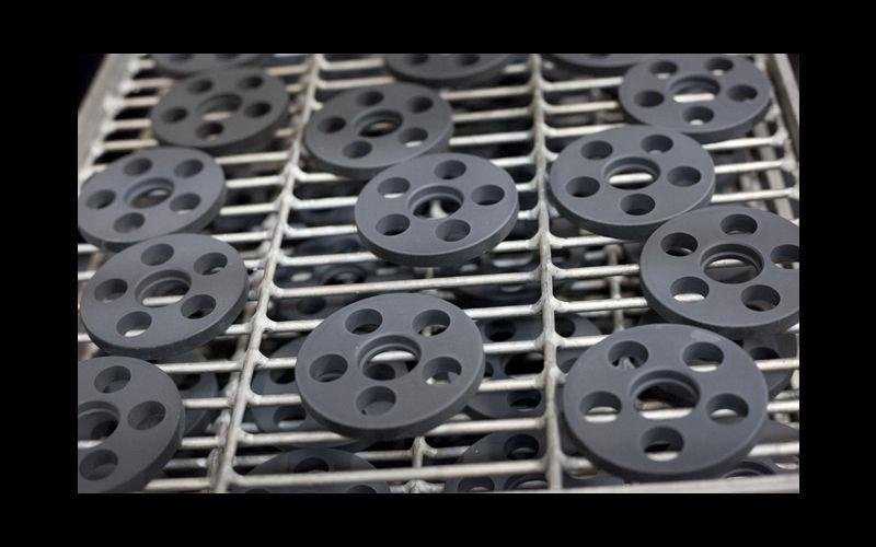trattamento dischi metallici