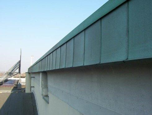 coperture e isolamenti impermeabili per tetti