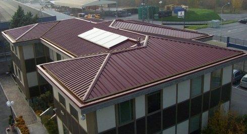 tetti e coperture per edifici residenziali