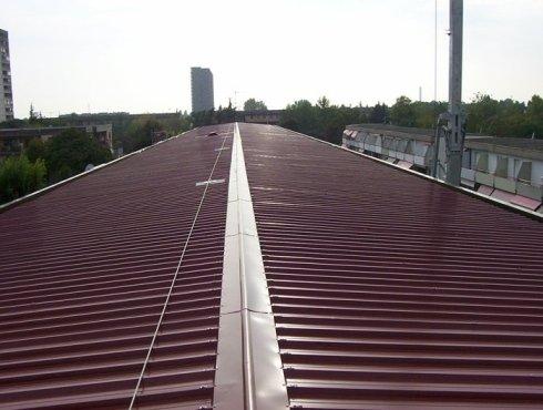 realizzazione di coperture edili perfettamente isolanti