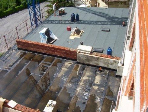 pannelli metallici per coibentazione e finitura tetti e coperture edili