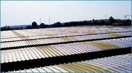 tetti fabbriche, tetti in alluminio