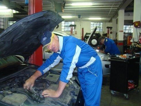 manutenzione meccanica