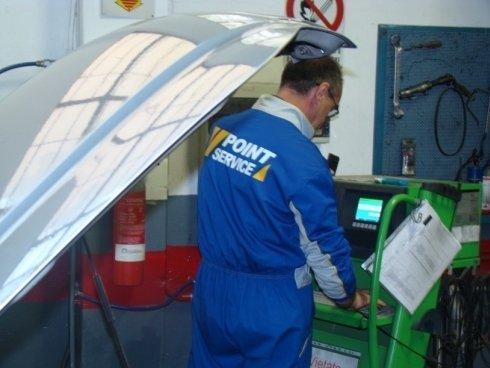riparazione vetture multimarca