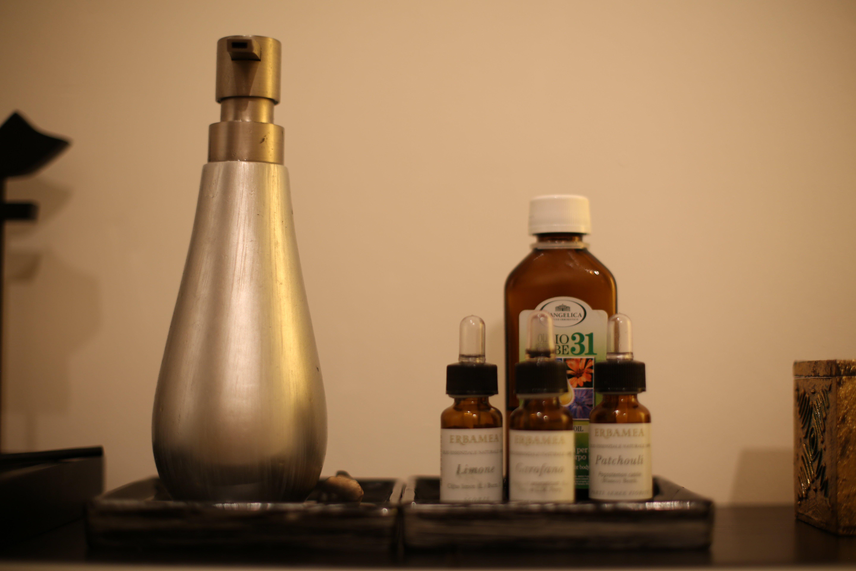 Oli per massaggi