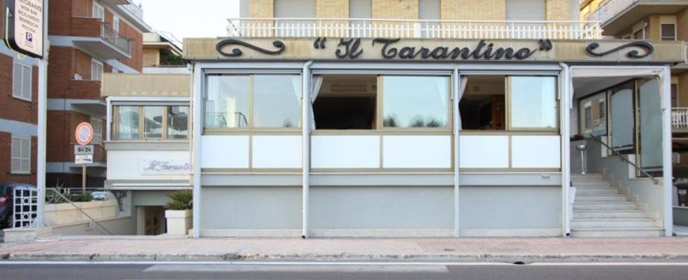 Il Tarantino ristorante al Lido di Latina