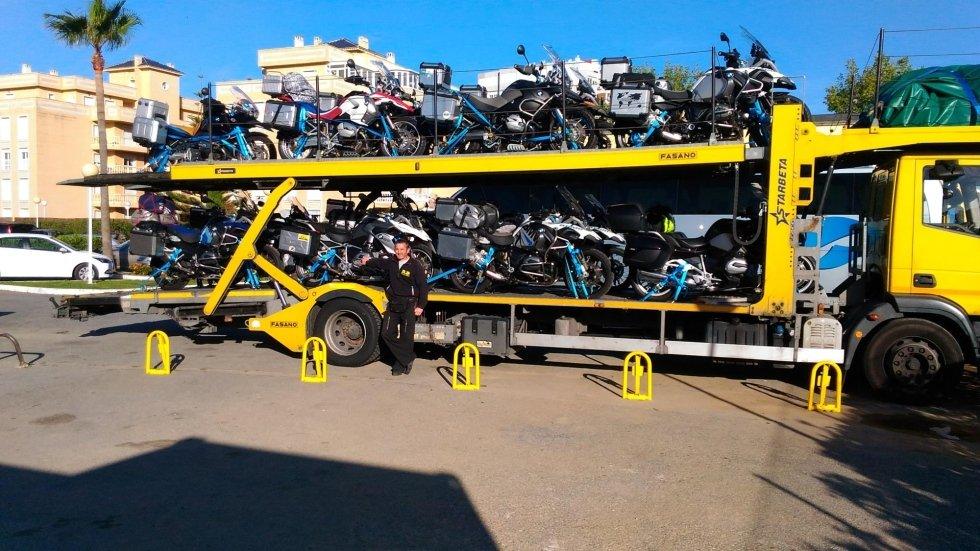 trasporto vetture a Bergamo