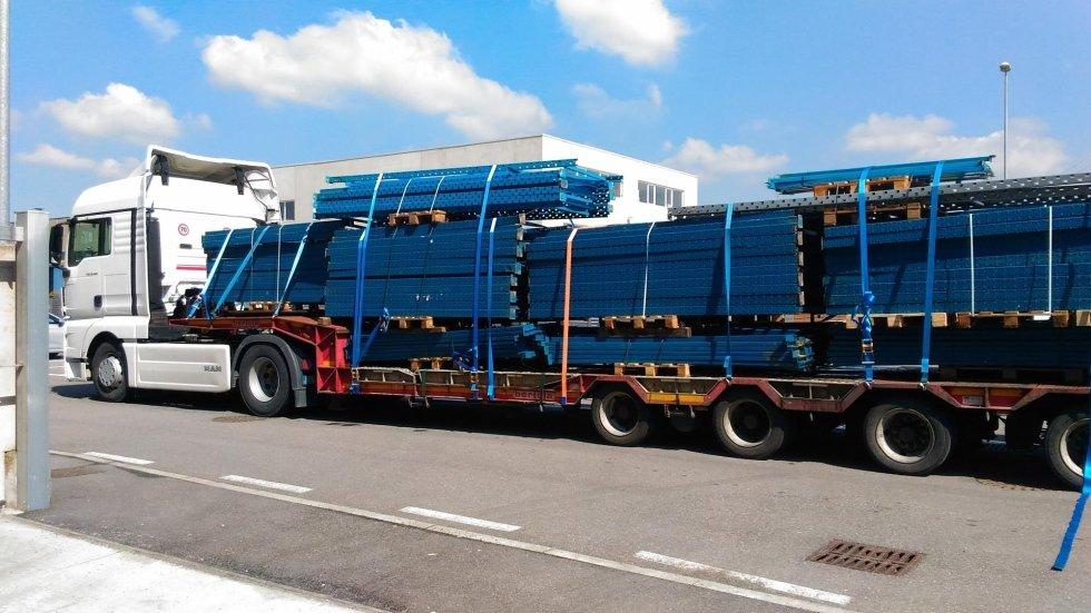 trasporto camion
