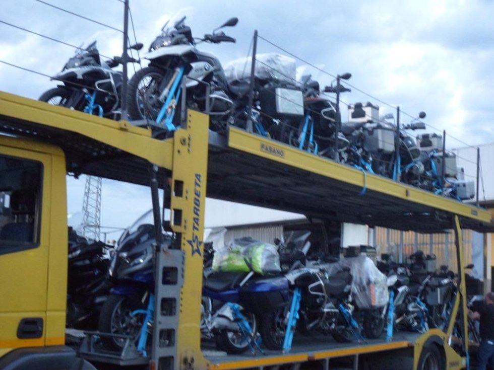 trasporto vetture Bergamo