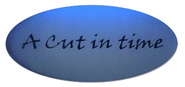 A Cut in Time logo