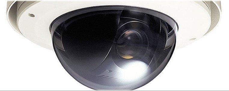 Impianto di sicurezza CCTV