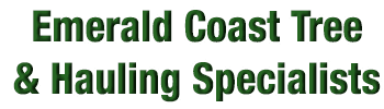 Emerald Coast Tree Service - Logo