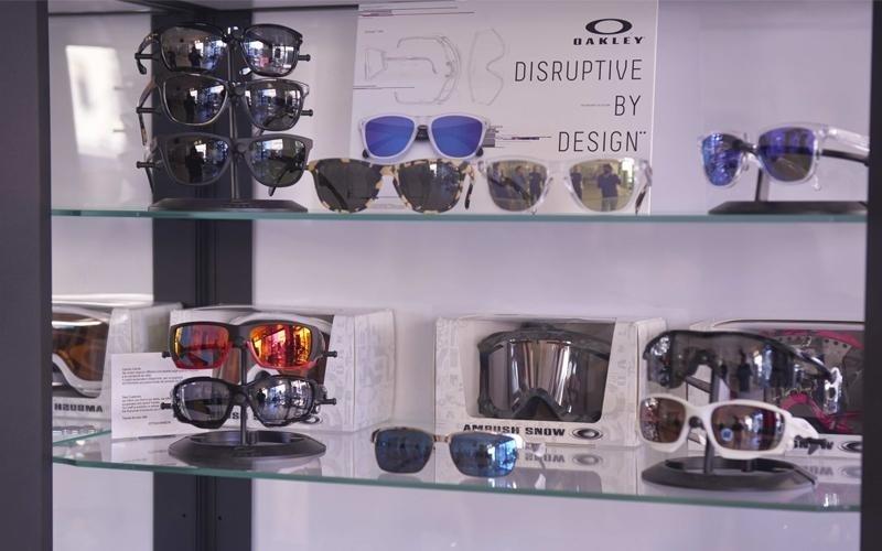 occhiali sport