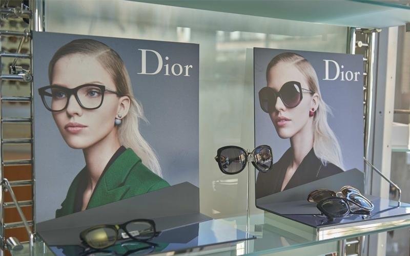occhiali di marca.