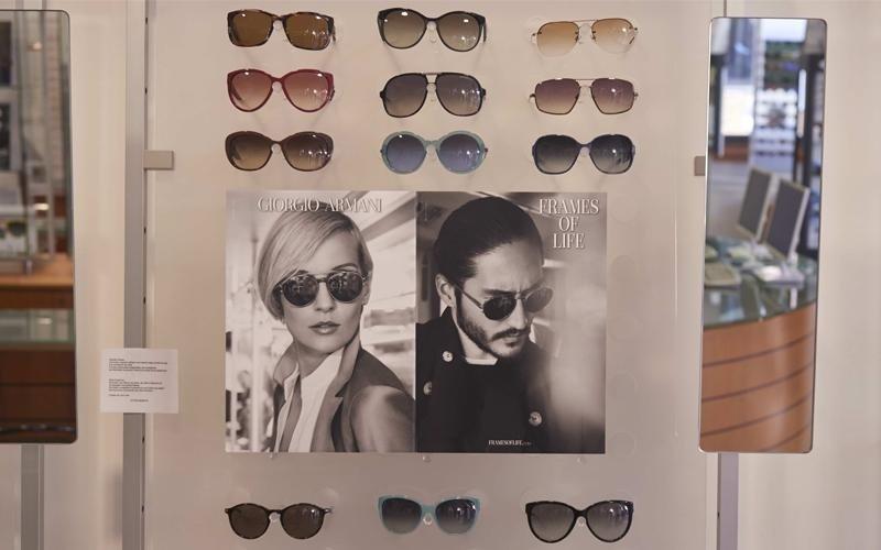 occhiali moda.