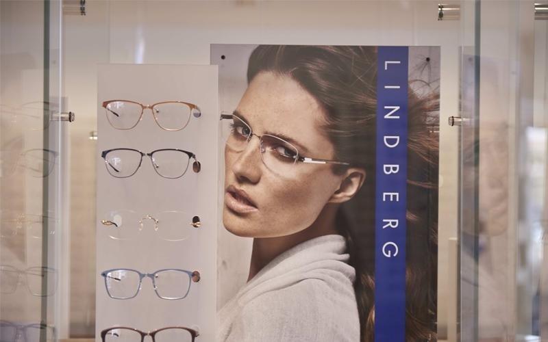 occhiali da vista.