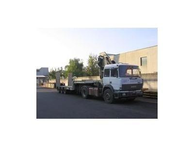 camion gru iveco