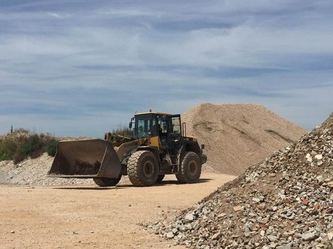 vendita sabbia mozzecane