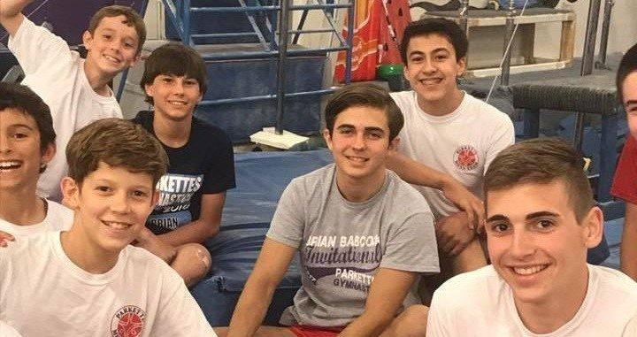 Boys Camp at Parkettes