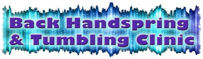 Back Handspring & Tumbling Clinic