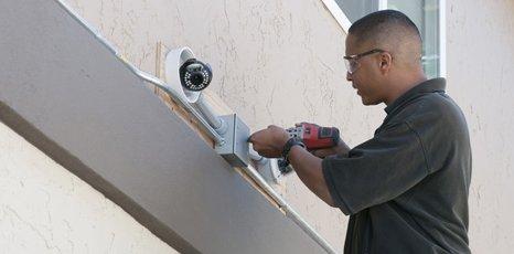 CCTV fittings