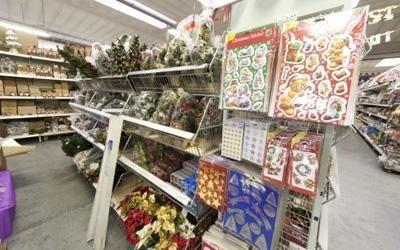 decorazioni natalizie torino