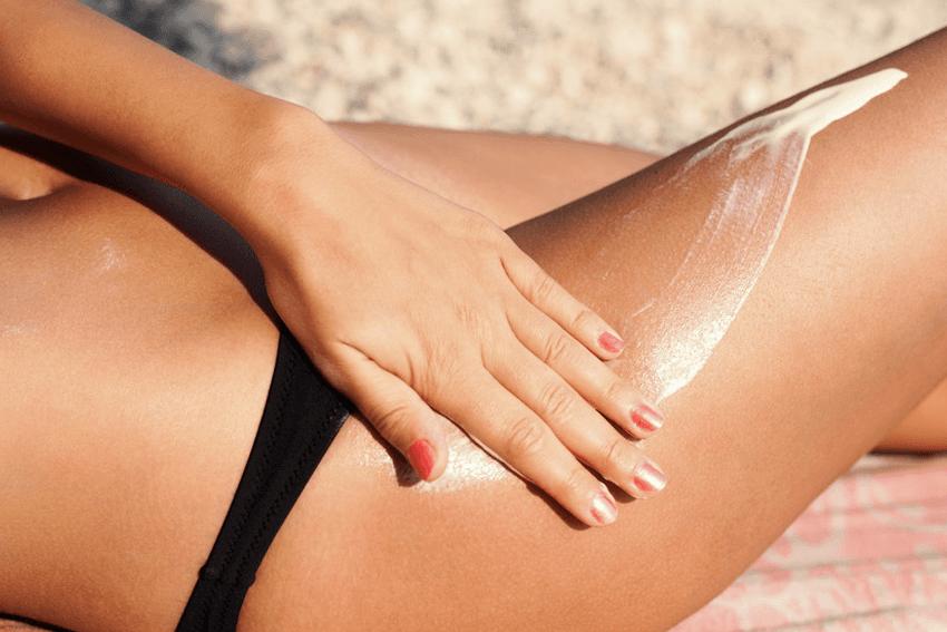 spray tanning service