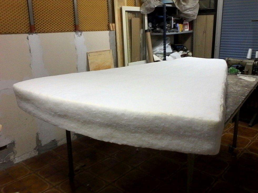 realizzazione di materassi su misura