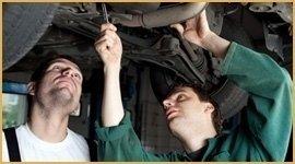 meccanici esperti