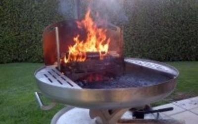 barbecue smarigliato