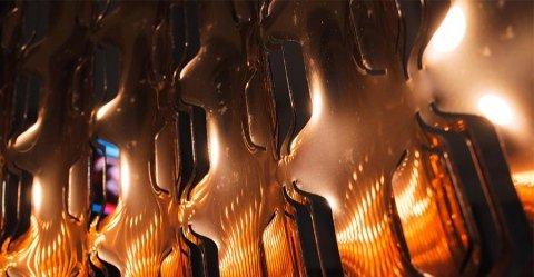 Inpianti laser per la lavorazione del rame