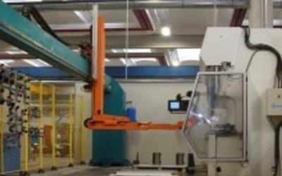 piegatura robotica