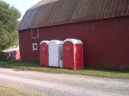 Portable toilets Troy NY