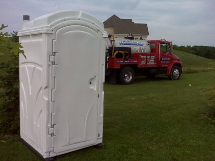 Portable toilets Chatham, NY