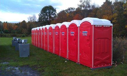 Portable toilets Lake George, NY
