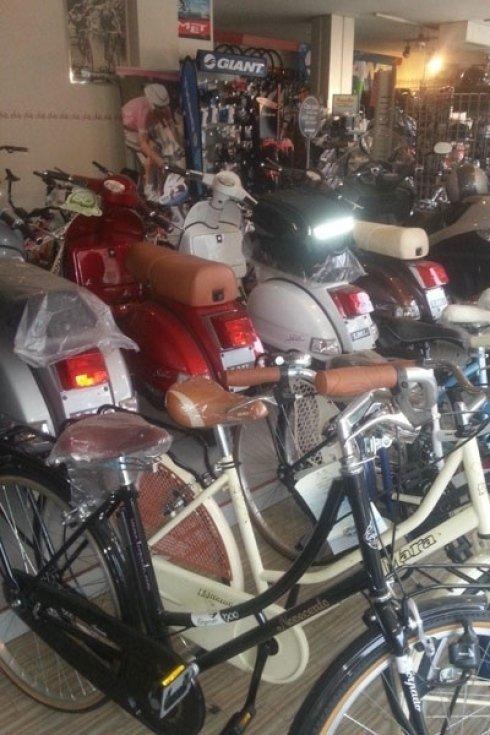 assistenza biciclette