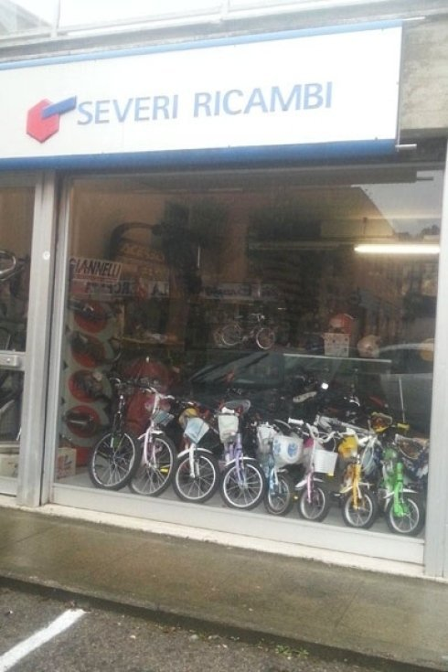 scooter e biciclette