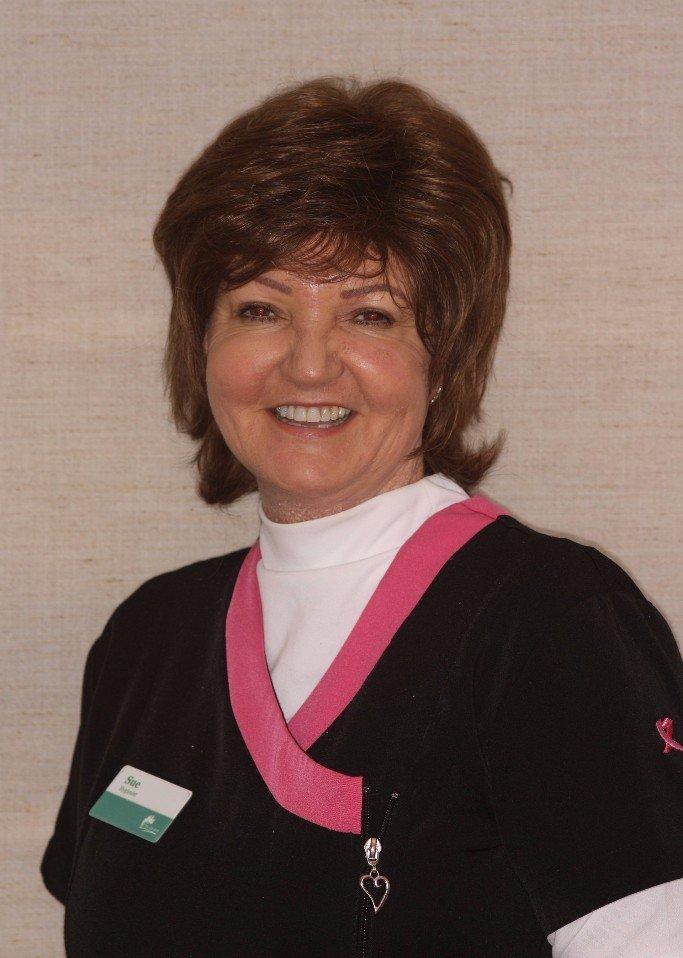 Sue Pienaar, Dental Hygienist