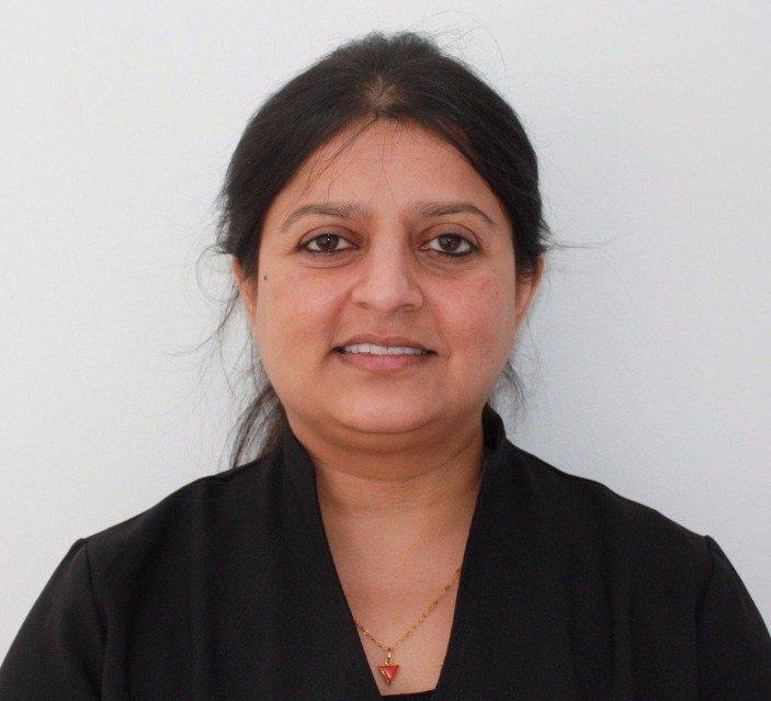 Dr Shejal Patel